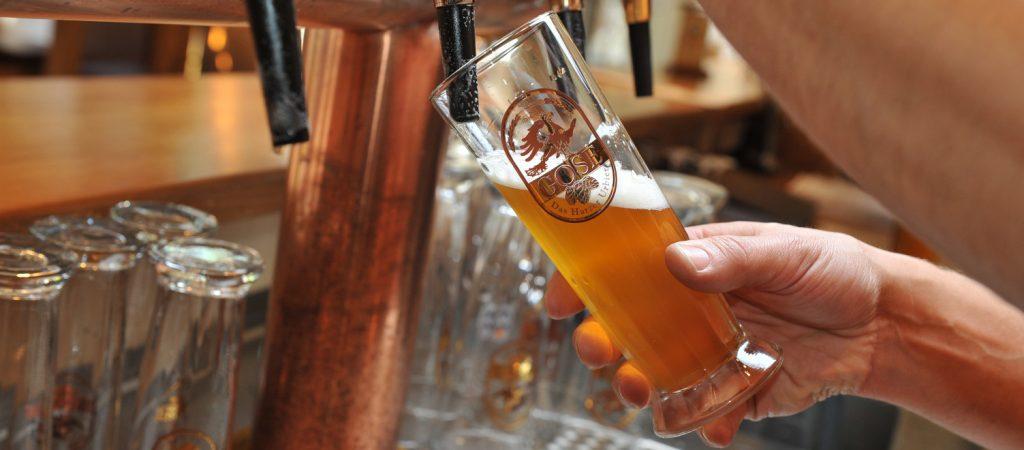 Brauhaus Goslar: Unsere Biere