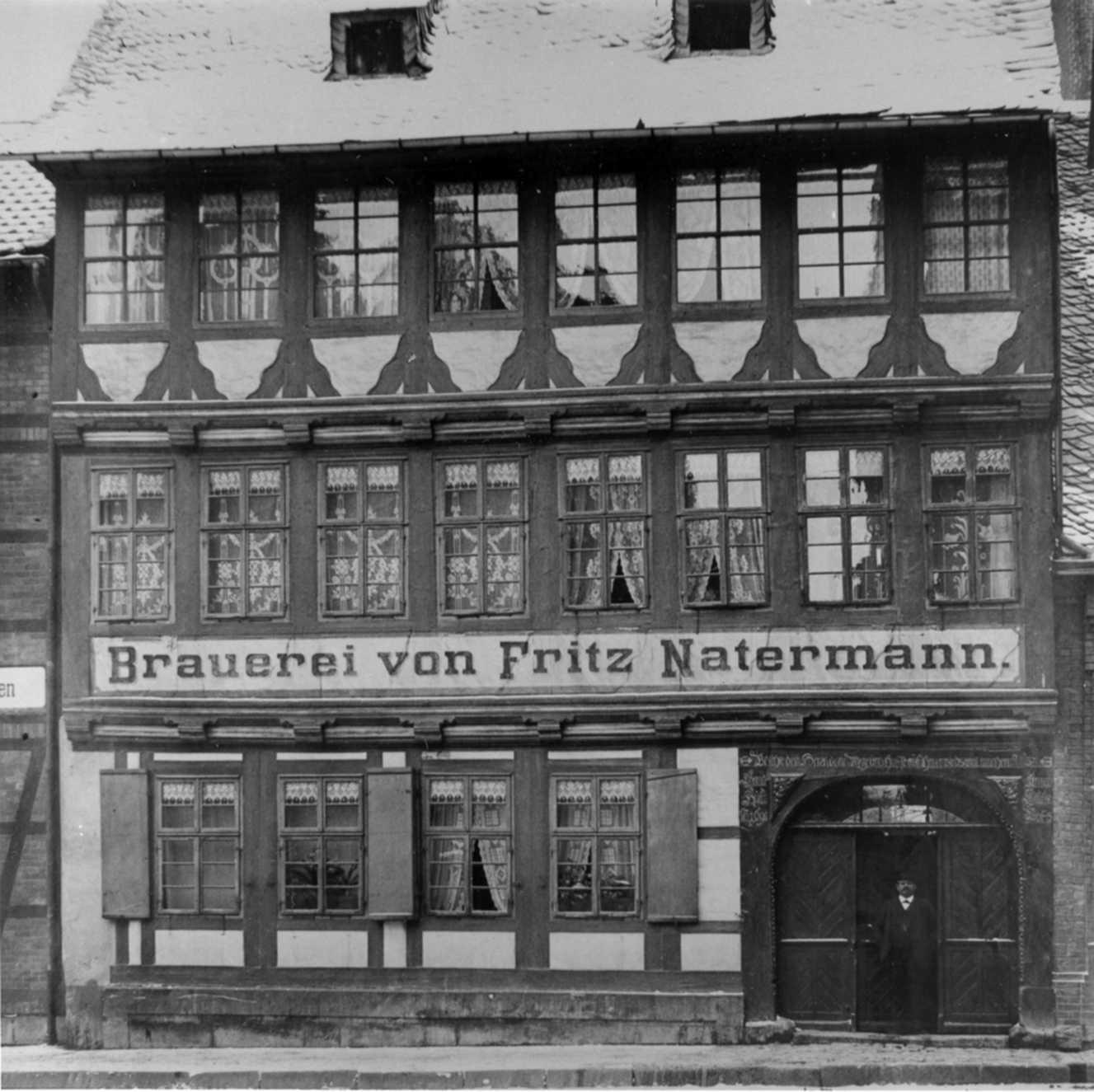 Brauhaus Goslar: Geschichte der Gose
