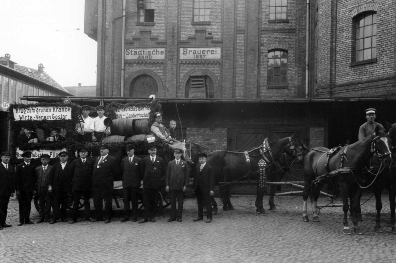 Geschichte Brauhaus Goslar