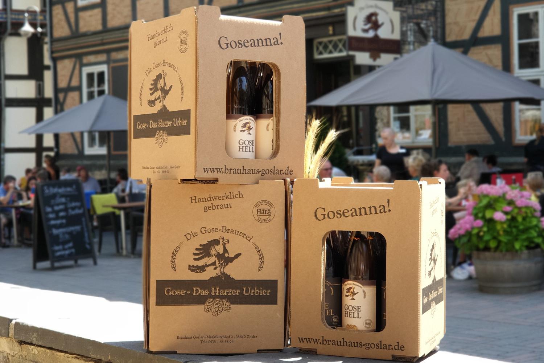Biere kaufen Brauhaus Goslar