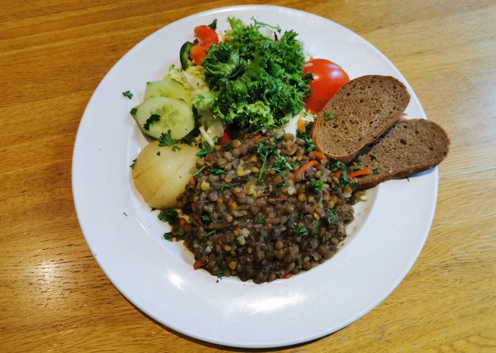 Vegetarisches Brauhaus Goslar
